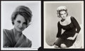 "Movie Posters:Miscellaneous, Angie Dickinson Lot (Universal, 1965). Publicity Photo (8"" X 10"")& Trimmed Portrait Photo (8"" X 9.5""). Comedy.. ... (Total: 2Items)"
