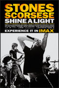 """Movie Posters:Rock and Roll, Shine a Light (Paramount, 2008). One Sheet (27"""" X 40"""") DS. Rock andRoll.. ..."""