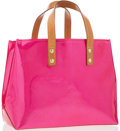 "Luxury Accessories:Accessories, Louis Vuitton Hot Pink Monogram Vernis Leather Small ""Reade PM""Tote Bag. ..."