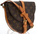Luxury Accessories:Accessories, Louis Vuitton Classic Monogram Canvas Chantilly PM Crossbody Bag....