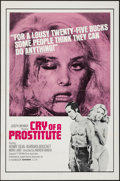 """Movie Posters:Foreign, Cry of a Prostitute & Others Lot (Joseph Brenner Associates, 1976). One Sheets (3) (27"""" X 41""""). Foreign.. ... (Total: 3 Items)"""