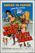 """Movie Posters:Sexploitation, Black Mama, White Mama & Other Lot (American International,1972). One Sheets (2) (27"""" X 41""""). Sexploitation.. ... (Total: 2Items)"""