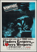 "Movie Posters:Sexploitation, Finders Keepers, Lovers Weepers (Eve Productions, 1968). One Sheet(27"" X 41""). Sexploitation.. ..."