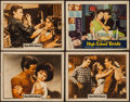 """Movie Posters:Exploitation, This Rebel Breed & Other Lot (Warner Brothers, 1960). LobbyCards (4) (11"""" X 14""""). Exploitation.. ... (Total: 4 Items)"""