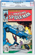 Modern Age (1980-Present):Superhero, The Amazing Spider-Man #306 (Marvel, 1988) CGC NM/MT 9.8 Whitepages....
