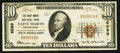 National Bank Notes:Pennsylvania, Saints Marys, PA - $10 1929 Ty. 1 The Saint Marys NB Ch. # 6589....