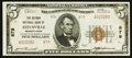 National Bank Notes:Pennsylvania, Titusville, PA - $5 1929 Ty. 2 The Second NB Ch. # 879. ...