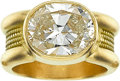 Estate Jewelry:Rings, Diamond, Gold Ring, Reinstein/Ross. ...