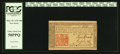 Colonial Notes:New Jersey, New Jersey March 25, 1776 18d PCGS Choice About New 58PPQ.. ...