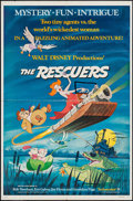 """Movie Posters:Animation, The Rescuers & Others Lot (Buena Vista, 1977). One Sheets (8) (27"""" X 41"""", 25"""" X 39""""). Animation.. ... (Total: 8 Items)"""