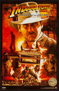 """Movie Posters:Adventure, Raiders of the Lost Ark (Paramount, R-2012). IMAX Exclusive Poster(11"""" X 17""""). Adventure.. ..."""