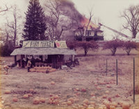 JOEL STERNFELD (American, b. 1944) McLean, Virginia, December 1978 Chromogenic, printed April 1982
