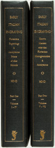 Books:Reference & Bibliography, Arthur M. Hind. Early Italian Engraving: A Critical Cataloguewith Complete Reproduction of All the Prints Described....(Total: 2 Items)