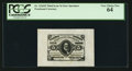 Fractional Currency:Third Issue, Fr. 1236SP 5¢ Third Issue Wide Margin Face PCGS Very Choice New 64.. ...
