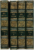 Books:Literature Pre-1900, [Alain-René] Lesage. The Adventures of Gil Blas of Santillane.Translated from the French of Lesage... In Four Volumes.... (Total:4 Items)