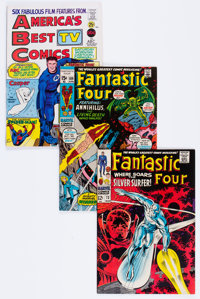 Fantastic Four Related Group (Marvel, 1967-77).... (Total: 13 Comic Books)
