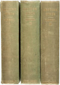 Books:Natural History Books & Prints, William Yarrell. A History of British Birds... In Three Volumes. London: John Van Voorst, 1856. Third edition, w... (Total: 3 Items)