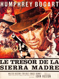 """Movie Posters:Film Noir, The Treasure of the Sierra Madre (Warner Brothers, R-1960s).Full-Bleed French Grande (46"""" X 61"""").. ..."""