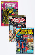 Bronze Age (1970-1979):Horror, Marvel Bronze Age Horror Group (Marvel, 1970-79).... (Total: 17Comic Books)