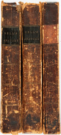 Books:Medicine, John Bell and Charles Bell. The Anatomy and Physiology of theHuman Body... In Three Volumes. New York: Collins ... (Total: 3Items)
