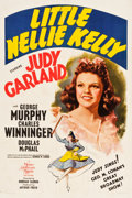 "Movie Posters:Musical, Little Nellie Kelly (MGM, 1940). One Sheet (27"" X 41"") Style C....."