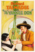 """Movie Posters:Western, Yankee Don (Capital Film Co., 1931). One Sheet (27"""" X 40.5"""").. ..."""