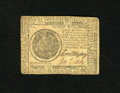 Colonial Notes:Continental Congress Issues, Continental Currency May 9, 1776 $7 Very Good. Strong signaturesare found on the face, while a loss of detail on the back i...