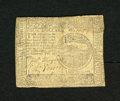 Colonial Notes:Continental Congress Issues, Continental Currency February 26, 1777 $4 Very Good. Just honest,revolutionary wear on this note....