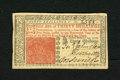 Colonial Notes:New Jersey, New Jersey March 25, 1776 30s Gem New. Strong signatures, ample margins, embossing, and delightful red ink claim this beauti...
