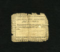 Colonial Notes:North Carolina, North Carolina April 23, 1761 2s/6d Very Good....