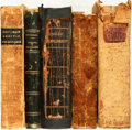 Books:Medicine, [Medicine]. Group of Five Books on Medicine. Various publisher's and dates. ... (Total: 5 Items)