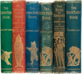 Books:Children's Books, [Fairy Tales.] Group of Six Books by Andrew Lang. Longmans, Greenand Company, [various dates]. Duplicates of The Blue Fai...(Total: 6 Items)