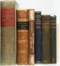 Books:Medicine, [Medicine]. Group of Seven Books on Various Topics in Medicine.Various publishers and dates. ... (Total: 7 Items)