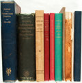 Books:Medicine, [Medical History]. Group of Twelve Books on Medical History.Various publishers and dates. ... (Total: 12 Items)