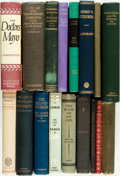 Books:Biography & Memoir, [Medical Biography]. Group of Eighteen Medical Biographies. Variouspublishers and dates. ... (Total: 17 Items)