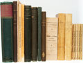 Books:Medicine, [Medicine]. Group of Twelve German Medical Books in SeventeenVolumes. Various publisher's and dates. ... (Total: 17 Items)