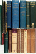 Books:Medicine, [Medical History]. Group of Twenty-Three Books on Medical History.Various publishers and dates. ... (Total: 23 Items)