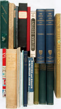 Books:Medicine, [Medicine]. Group of Twenty-Two Books on Medicine. Variouspublisher's and dates. ... (Total: 23 Items)