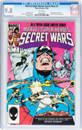 Modern Age (1980-Present):Superhero, Marvel Super Heroes Secret Wars #7 (Marvel, 1984) CGC NM/MT 9.8White pages....