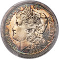 Patterns, 1879 10C Morgan Dime, Judd-1588, Pollock-1781, High R.6, PR63 Cameo PCGS....