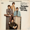 Music Memorabilia:Recordings, Beatles Yesterday And Today Stereo Second State Butcher Cover (Capitol 2553, 1966)....