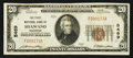 Shawano, WI - $20 1929 Ty. 1 The First NB Ch. # 5469
