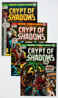 Bronze Age (1970-1979):Horror, Crypt of Shadows #2-21 Group (Marvel, 1973-75) Condition: AverageVF-.... (Total: 20 Comic Books)