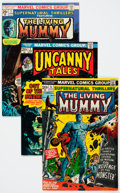 Bronze Age (1970-1979):Horror, Supernatural Thrillers/Uncanny Tales Group (Marvel, 1972-75)Condition: Average VF-.... (Total: 25 Comic Books)