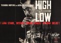 """Movie Posters:Foreign, High and Low (Toho, 1963). Japanese International Release B1 (40.5""""X 28.75"""").. ..."""