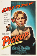 """Movie Posters:Bad Girl, Pickup (Columbia, 1951). One Sheet (27"""" X 41"""").. ..."""
