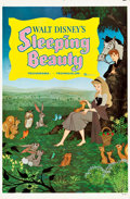 "Movie Posters:Animation, Sleeping Beauty (Buena Vista, 1959). One Sheet (27"" X 41"") StyleB.. ..."