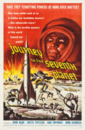 "Movie Posters:Science Fiction, Journey to the Seventh Planet (American International, 1961). OneSheet (27"" X 41"").. ..."