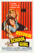 "Movie Posters:Bad Girl, Reform School Girl (American International, 1957). One Sheet (27"" X41"").. ..."