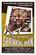 "Movie Posters:Science Fiction, The Incredible Shrinking Man (Universal International, 1957). One Sheet (27"" X 41"").. ..."